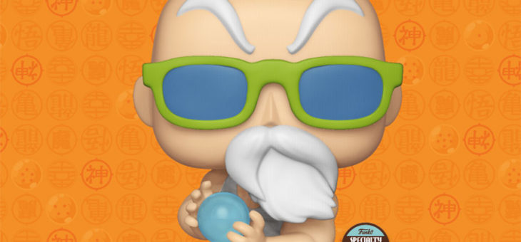 Funko Specialty Series: Pop! Animation: DBS – Master Roshi (Max Power)