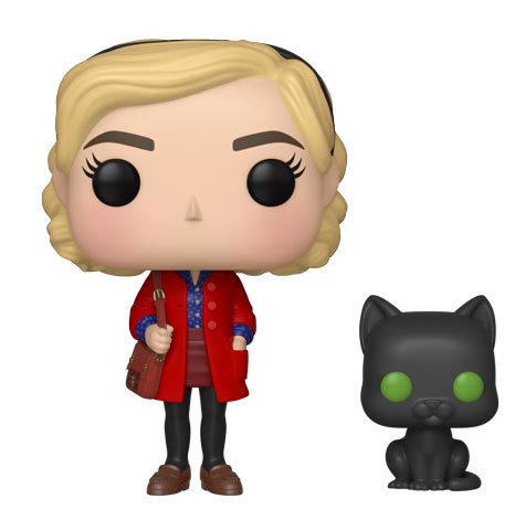 Funko Coming Soon The Chilling Adventures Of Sabrina Pop