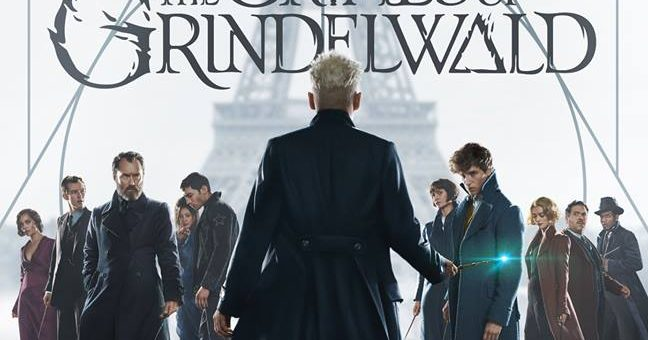 Fantastic Beasts: The Crimes of Grindelwald 2018 Poster Reveal