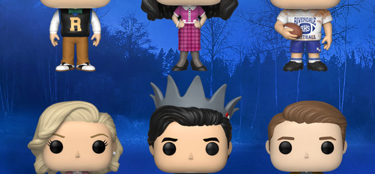 Funko Coming Soon: New Riverdale Rock Candy & Pop!