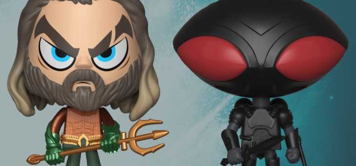 Funko Coming Soon: Aquaman Vynl.!