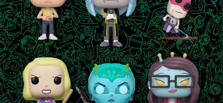 Funko Coming Soon: Rick and Morty Plush, Action Figure, Pop! Keychains and Pop!