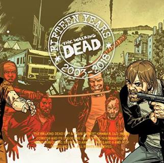 The Walking Dead Day – Celebrating 15 Years